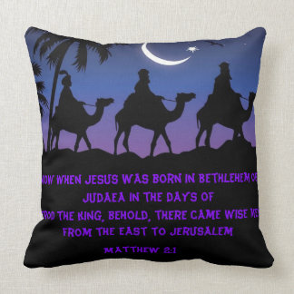 Three Wise Men Cushion