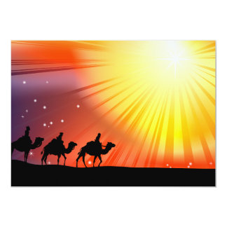 Three Wise Men Invitations