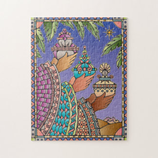 Three Wise Men Jigsaw Puzzle