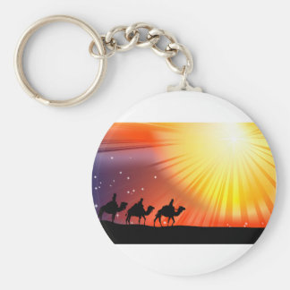 Three Wise Men Keychain