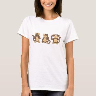 Three Wise Monkeys Shirt