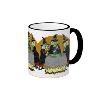 Three Witches Mug