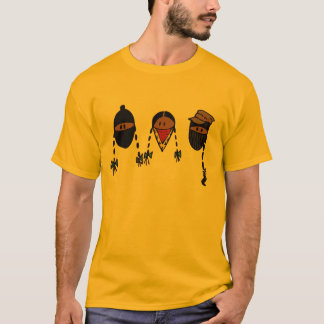 Three zapatistas T-Shirt