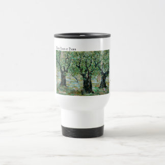 ThreeTrees, by Susan A. Lennon, Three Trees at ... Stainless Steel Travel Mug