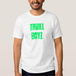 Thrill BoyZ T-shirts