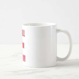 Thrill Donor Mug
