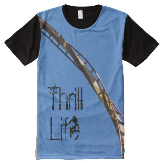 Thrill Life All-Over Print T-Shirt