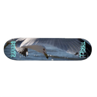 THRILL, SEEKER, Photo ... Skateboard Deck
