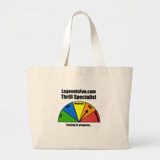 Thrill Specialist Jumbo Tote Bag