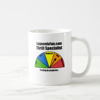 Thrill Specialist Coffee Mug