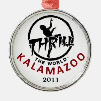 Thrill The World Kalamazoo 2011 Ornament