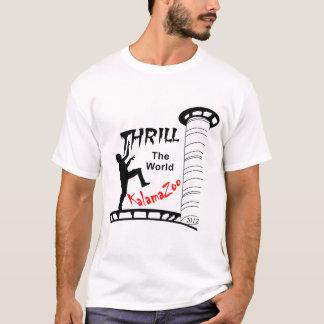Thrill The World Kalamazoo 2012 T-Shirt