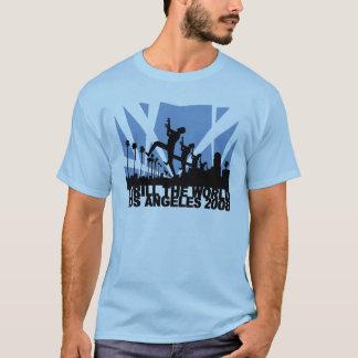 Thrill The World, Los Angeles 2008 T-Shirt