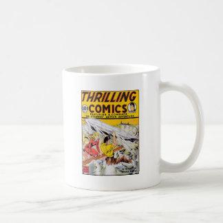 Thrilling Comics #6 Coffee Mug