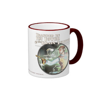 Thrilling Tales: Nat Pulls His Raygun Mug