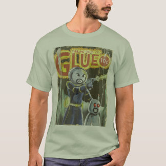 Thrilling Tales Of Glue, Issue One T-Shirt