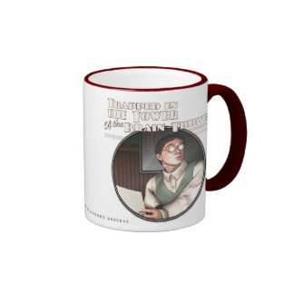 Thrilling Tales: Velikovsky Mug