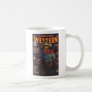 Thrilling Western 1934 Mug