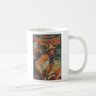 Thrilling Western 6/34 Coffee Mug