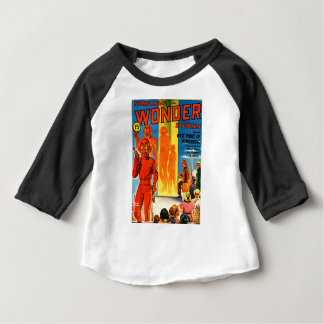 Thrilling Wonder Stories -- Future Westpoint Baby T-Shirt