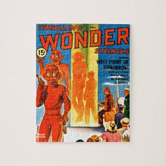 Thrilling Wonder Stories -- Future Westpoint Jigsaw Puzzle