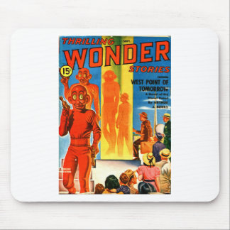 Thrilling Wonder Stories -- Future Westpoint Mouse Pad