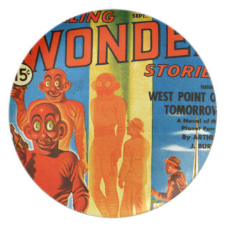 Thrilling Wonder Stories -- Future Westpoint Plate