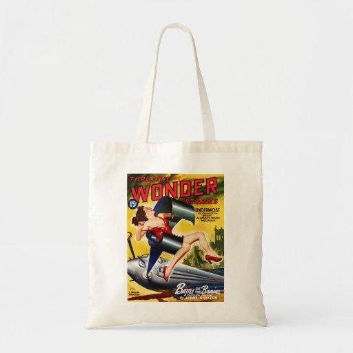 Thrilling Wonder Stories - Undermost Bag