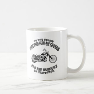 Thrills of Living Coffee Mug