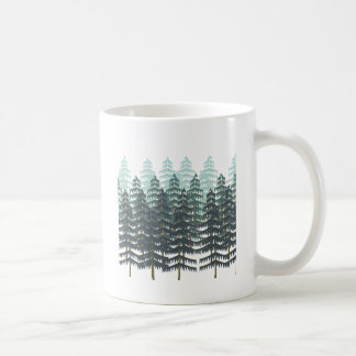 THRIVE IN FOREST COFFEE MUG