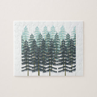 THRIVE IN FOREST JIGSAW PUZZLE
