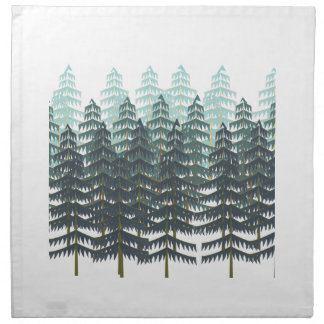 THRIVE IN FOREST NAPKIN