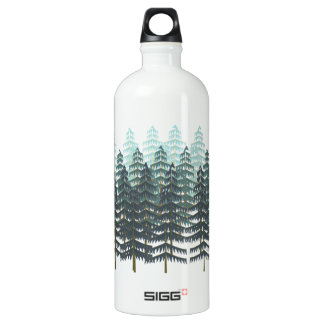 THRIVE IN FOREST WATER BOTTLE