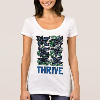 """""""Thrive"""" Women's Scoop Neck T-Shirt"""