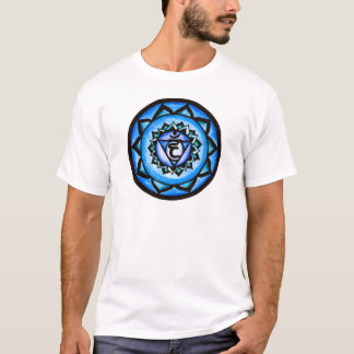 Throat 5th Chakra T-Shirt