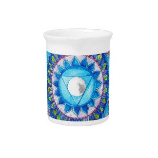 Throat Chakra Pitcher