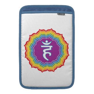 Throat chakra sleeves for MacBook air