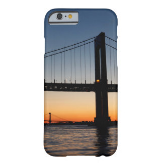 Throggs Neck and Whitestone Bridge Sunset Barely There iPhone 6 Case