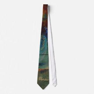 Through a Glass Darkly Tie