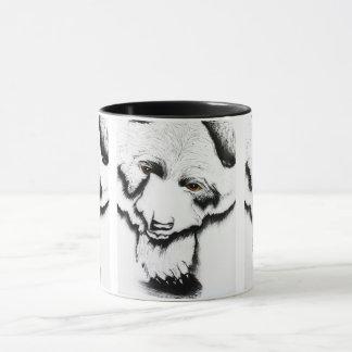 Through the Eyes of a Black Bear Mug