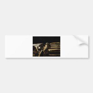 Through The Eyes Of A Musician (1) Bumper Sticker