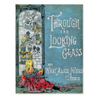 Through the Looking Glass Postcard