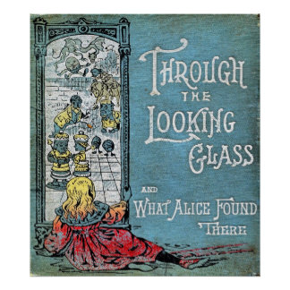 Through the Looking Glass Poster