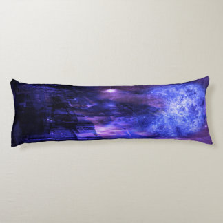 Through the Mists of Time Body Cushion