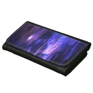 Through the Mists of Time Wallets For Women