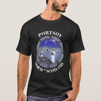 Through the Porthole Tee Shirt