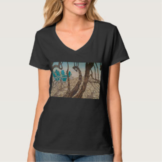 """Through the Trees, St John"" T-Shirt"
