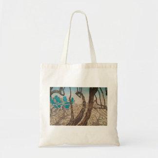 """Through the Trees, St John"" Tote Bag"