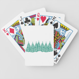 Through the Woods Poker Deck