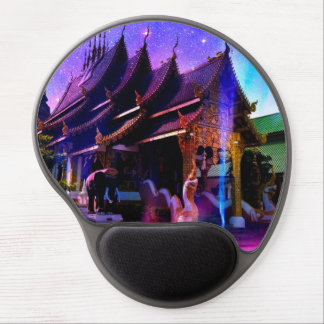 Through Time and Space Gel Mouse Pad